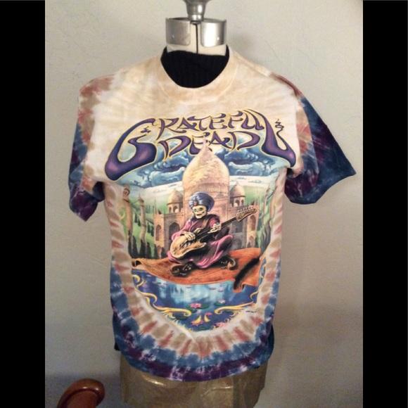 1b0086a211e2 Liquid Blue Tops | New Grateful Dead Snake Charmer Tee Shirt | Poshmark